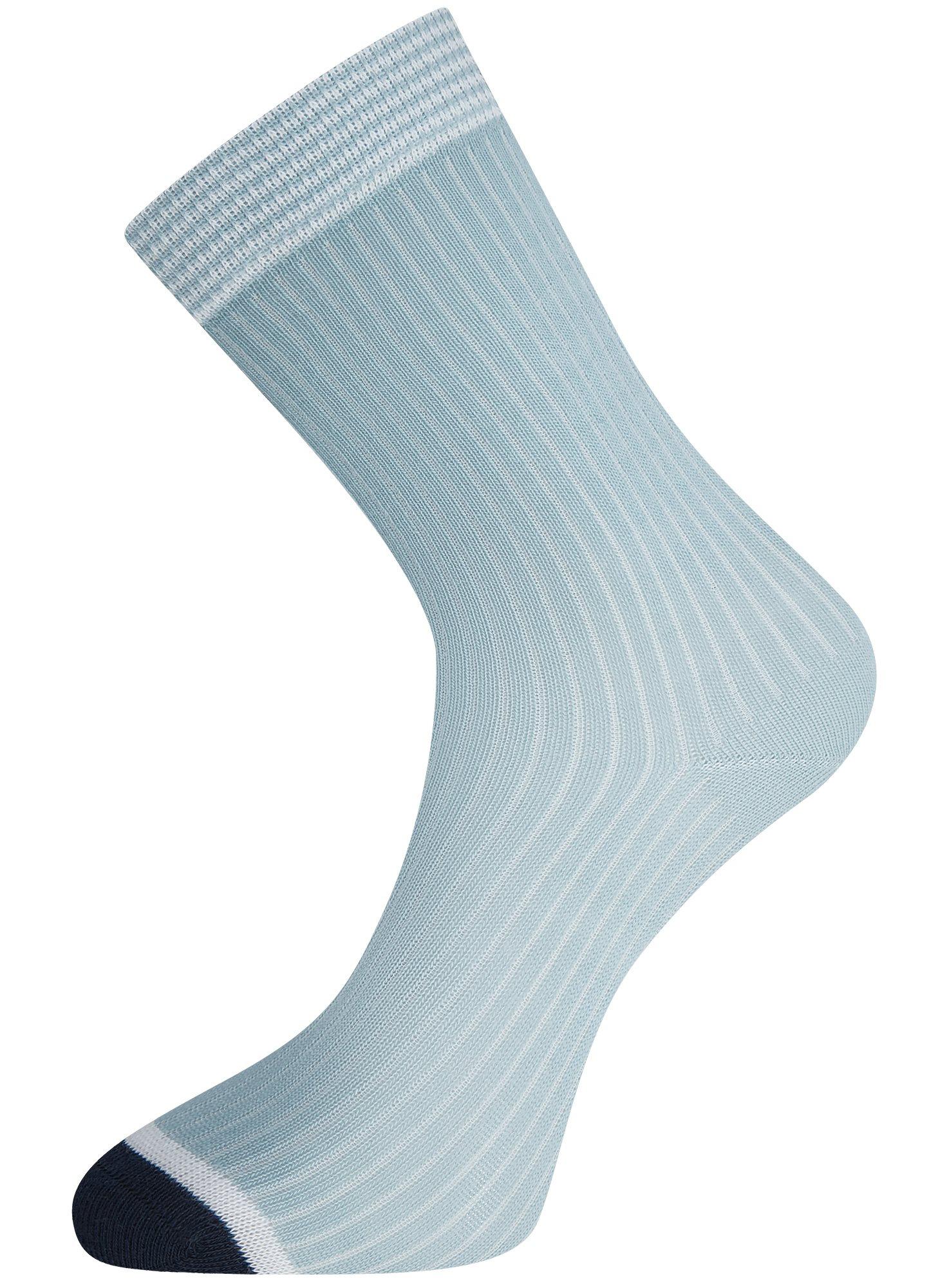 Комплект из шести пар носков oodji для женщины (разноцветный), 57102908T6/15430/2