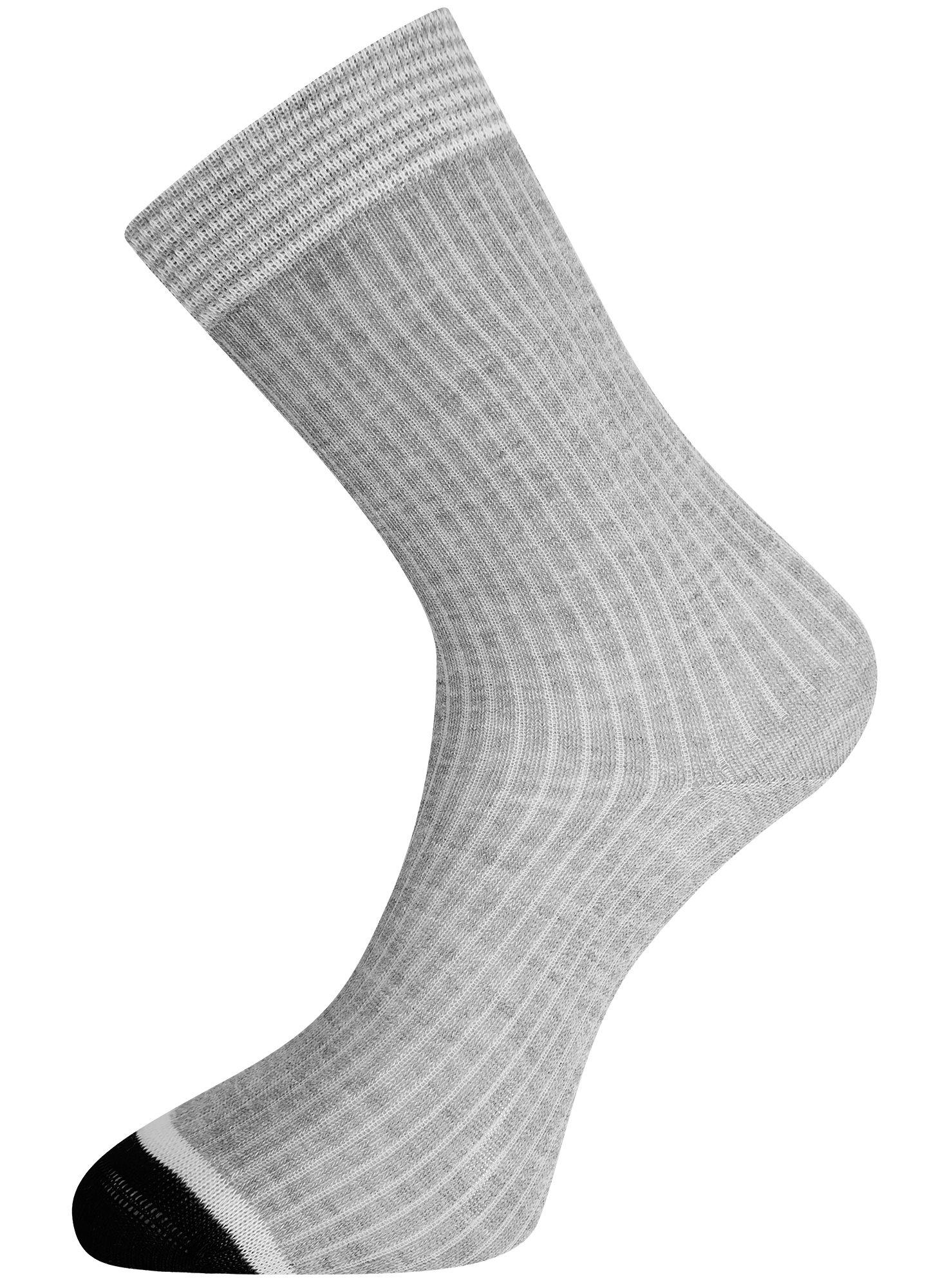 Комплект из шести пар носков oodji для женщины (разноцветный), 57102908T6/15430/1