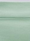 Юбка прямая с разрезом oodji #SECTION_NAME# (зеленый), 21601254-2/42824/6500N - вид 4