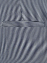 Брюки прямые на завязках oodji #SECTION_NAME# (синий), 11709039/49906/7560C - вид 5