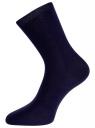 Комплект высоких носков (3 пары) oodji #SECTION_NAME# (разноцветный), 57102902T3/47469/40 - вид 4