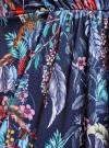 Платье макси с V-образным вырезом oodji #SECTION_NAME# (синий), 14001207/46943/7919F - вид 5