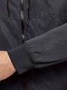 Куртка на молнии с капюшоном oodji #SECTION_NAME# (синий), 1L512019M/49014N/7900N - вид 5
