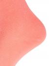 Комплект из трех пар хлопковых носков oodji #SECTION_NAME# (розовый), 57102804T3/48022/29 - вид 4