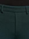 Легинсы трикотажные с карманами oodji #SECTION_NAME# (зеленый), 28700011/43597/6900N - вид 4