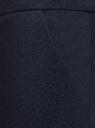 Брюки классические со стрелками oodji для женщины (синий), 11700214-1B/14917/7900N