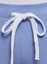 Комплект трикотажных брюк (2 пары) oodji #SECTION_NAME# (разноцветный), 16700045T2/46949/7569N - вид 4
