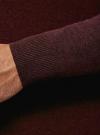 Свитер базовый из хлопка oodji для мужчины (красный), 4B312003M-1/34390N/4901M - вид 5