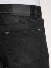 Шорты джинсовые с потертостями oodji #SECTION_NAME# (черный), 6L220021M/47884/2900W - вид 5
