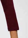 Платье вязаное с рукавом 3/4 oodji для женщины (красный), 63912222-2B/45109/4901N - вид 5
