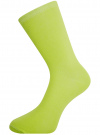 Комплект высоких носков (6 пар) oodji #SECTION_NAME# (разноцветный), 57102902T6/47469/41 - вид 4