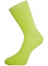 Комплект высоких носков (6 пар) oodji для женщины (разноцветный), 57102902T6/47469/41 - вид 4