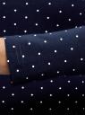 Водолазка хлопковая oodji для женщины (синий), 15E02001/46147/7910D