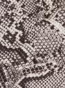 Брюки стретч зауженные oodji для женщины (серый), 11700209/42250/2520A