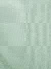 Юбка прямая с разрезом oodji #SECTION_NAME# (зеленый), 21601254-2/42824/6500N - вид 5