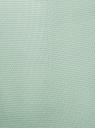 Юбка прямая с разрезом oodji для женщины (зеленый), 21601254-2/42824/6500N