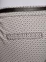 Брюки-чиносы с ремнем oodji для женщины (белый), 11706190-4M/43284/1229G