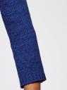 Джемпер базовый с вырезом-лодочкой oodji #SECTION_NAME# (синий), 63803046-5B/48953/7502N - вид 5