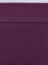 Юбка короткая базовая oodji #SECTION_NAME# (фиолетовый), 11600399-1B/14917/8801N - вид 4