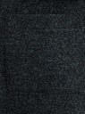 Кардиган из фактурной ткани с накладными карманами oodji #SECTION_NAME# (черный), 19201003/49599/296EM - вид 5