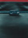 Юбка-карандаш с ремнем oodji для женщины (зеленый), 21605064/33039/6E00N