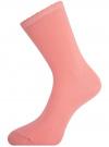 Комплект носков из 6 пар oodji для женщины (разноцветный), 57102901T6/47469/14 - вид 3