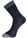 Комплект из шести пар носков oodji #SECTION_NAME# (разноцветный), 57102908T6/15430/2 - вид 3