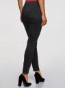 Джинсы skinny  oodji для женщины (черный), 12104079/46747/2900W