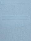 Брюки зауженные с ремнем oodji #SECTION_NAME# (синий), 11706205/16009/7000N - вид 5