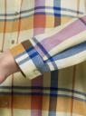 Блузка принтованная из вискозы oodji #SECTION_NAME# (желтый), 11411098-4/45208/504CC - вид 5