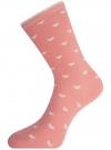 Комплект носков из 3 пар oodji #SECTION_NAME# (разноцветный), 57102901T3/47469/19