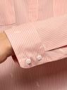 Рубашка принтованная с карманами oodji #SECTION_NAME# (розовый), 13K03002-2B/45202/4110S - вид 5