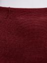 Юбка-карандаш вязаная oodji для женщины (красный), 73612026-1/45910/4900N