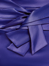 Юбка прямая с декоративным бантом на поясе oodji #SECTION_NAME# (синий), 21601302/32700/7500N - вид 4