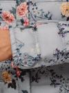 Куртка удлиненная с капюшоном oodji #SECTION_NAME# (серый), 10204058-1B/46708/234BF - вид 5