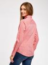 Рубашка приталенная с нагрудными карманами oodji #SECTION_NAME# (красный), 11403222-4/46440/4310S - вид 3