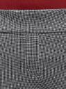 Брюки обтягивающие с декоративными молниями oodji для женщины (серый), 28600031-2/46979/1029O