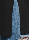 Кардиган трикотажный без застежки oodji #SECTION_NAME# (черный), 19208001-3/15640/2900N - вид 5