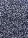 Рубашка приталенная в мелкую графику oodji для мужчины (синий), 3L110322M/44425N/1079G