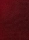 Юбка-карандаш трикотажная oodji #SECTION_NAME# (красный), 24100022-3B/49255/4903N - вид 5