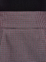 Юбка короткая с карманами oodji #SECTION_NAME# (фиолетовый), 11605056-2B/22124/2349C - вид 5