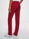 Комплект трикотажных брюк (2 пары) oodji #SECTION_NAME# (разноцветный), 16700045T2/46949/6 - вид 3