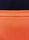 Юбка-карандаш из фактурной ткани oodji #SECTION_NAME# (оранжевый), 14101088-1/42588/5500N - вид 4