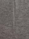 Юбка-карандаш с эластичным поясом oodji #SECTION_NAME# (серый), 14101084/33185/2501M - вид 4