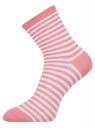 Комплект из трех пар носков oodji для женщины (разноцветный), 57102466T3/47469/19T9S