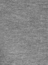 Легинсы базовые трикотажные oodji #SECTION_NAME# (серый), 18700046-2B/47618/2000M - вид 4