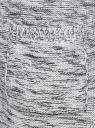 Кардиган удлиненный с карманами oodji #SECTION_NAME# (серый), 63205246/31347/1029M - вид 5