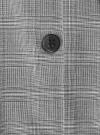 Юбка миди на пуговицах oodji #SECTION_NAME# (серый), 11600453/49823/2910C - вид 5