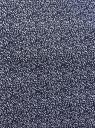 Рубашка приталенная в мелкую графику oodji #SECTION_NAME# (синий), 3L110322M/44425N/1079G - вид 5