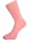 Комплект высоких носков (6 пар) oodji #SECTION_NAME# (разноцветный), 57102902T6/47469/20 - вид 5